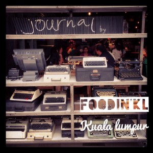 Antiques typewriters @ Journal by Plan B
