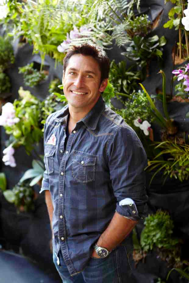 The stunning Jamie Durie - Picture courtesy of Jamie Durie