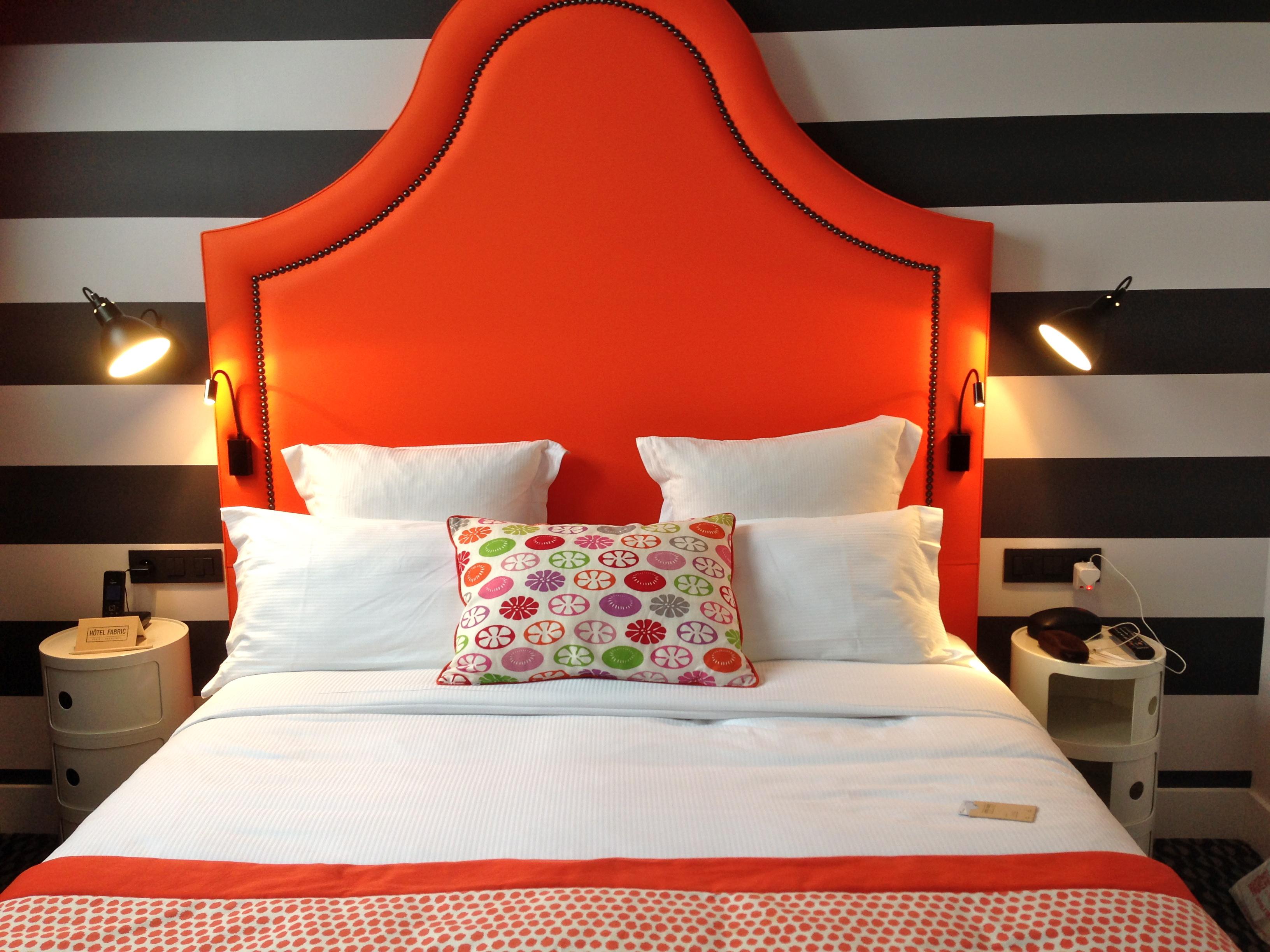 magnifique hotel fabric foodin 39 kl. Black Bedroom Furniture Sets. Home Design Ideas