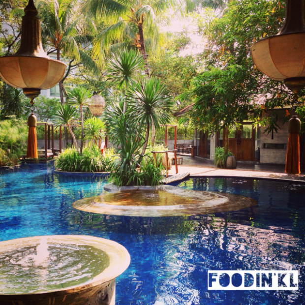 Villa Samadhi dreamy lagoon