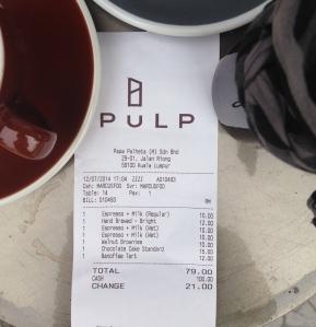 Bill @ Pulp