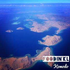 Breath taking Komodo islands
